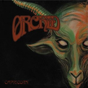 Orchid - Capricorn cover art