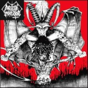 Bestial Mölestor - The Malefic Vomit of Satan cover art