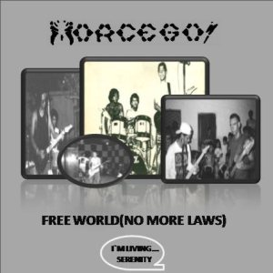 Morcegos - Free World (No More Laws) cover art