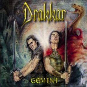 Drakkar - Gemini cover art