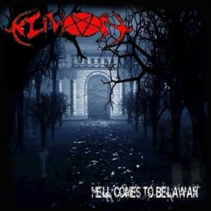 Kliwon - Hell Comes to Belawan cover art