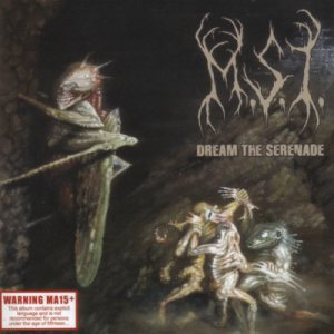 M.S.I. - Dream the Serenade cover art