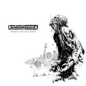 Hindrance - Groovy Death Grind cover art