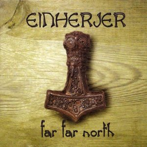 Einherjer - Far Far North cover art
