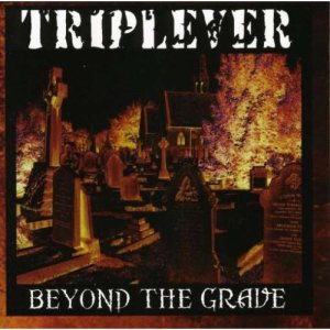Triplever - Beyond the Grave cover art