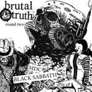 Brutal Truth - Round Two cover art