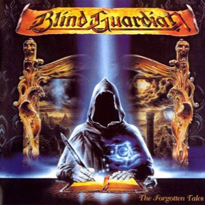 Blind Guardian - The Forgotten Tales cover art