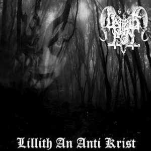 Uxorius Tyrant - Lilith an Anti Krist cover art