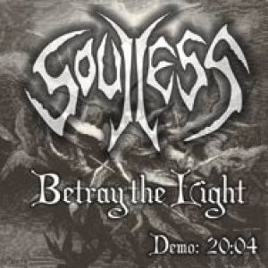 Soulless - Betray the Light cover art