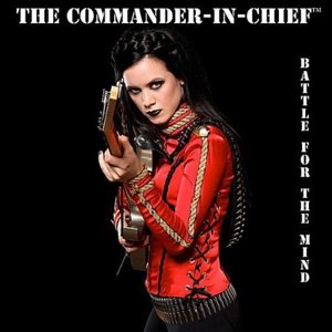 The Commander-In-Chief - Battle for the Mind cover art