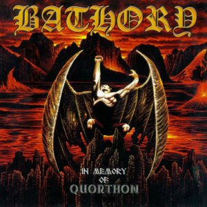Bathory - In Memory of Quorthon cover art