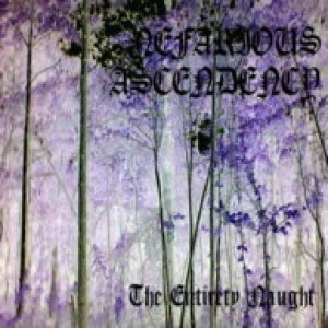 Nefarious Ascendency - The Entirety Naught cover art
