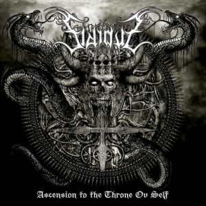 Sidious - Ascension to the Throne ov Self cover art