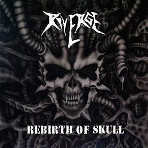 Riverge - Rebirth of Skull cover art