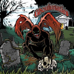 Ghoulunatics - The Beast of (1994-2008) cover art