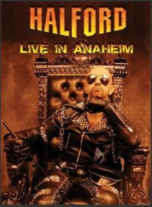 Halford - Live in Anaheim cover art