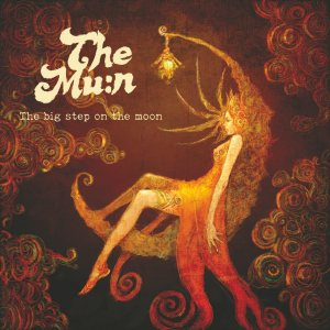 The Mu:n - The Big Step on the Moon cover art