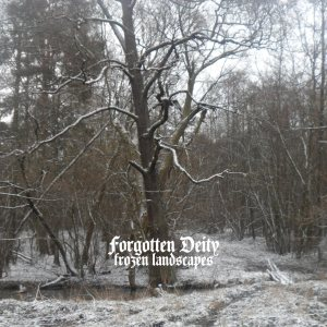 Forgotten Deity - Frozen Landscapes cover art