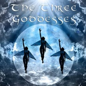 Epica / Nightwish / Within Temptation - The Three Goddesses of Metal cover art