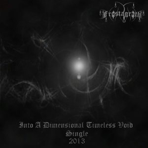 Frostagrath - Into a Dimensional Timeless Void cover art
