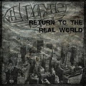 My Darkest Fury - Return to the Real World cover art