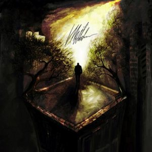 White Ward - When Gift Becomes Damnation / Inhale My Despair cover art