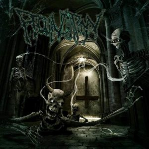 Fecundation - Cadaveric Rigdity + From Grave to Cradle cover art