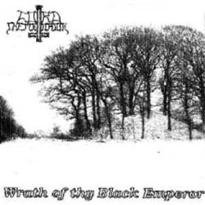 Lord Themgoroth - Wrath of Thy Black Emperor cover art