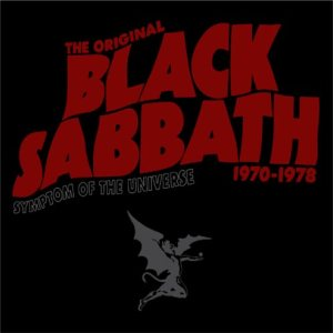 Black Sabbath - Symptom of the Universe cover art