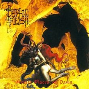 Septic Flesh - Mystic Places of Dawn cover art