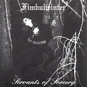 Fimbulwinter - Servants of Sorcery cover art
