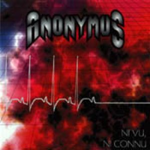 Anonymus - Ni Vu Ni Connu cover art