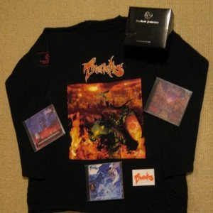 Thanatos - Thanatos boxed set cover art