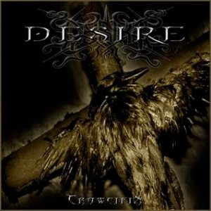 Desire - Crowcifix cover art