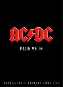 AC/DC - Plug Me In cover art