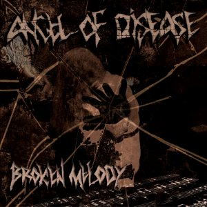 Angel of Disease - Broken Melody cover art