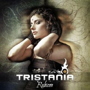 Tristania - Rubicon cover art