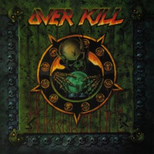 Overkill - Horrorscope cover art