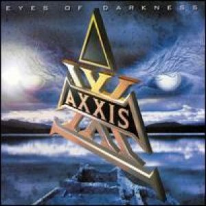 Axxis - Eyes of Darkness cover art