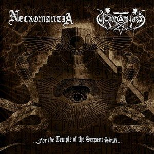 Acherontas - ...For the Temple of the Serpent Skull... cover art