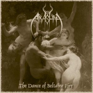 Akashah - Dance of Beltaine Fire cover art