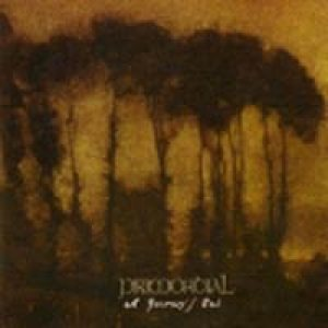 Primordial - A Journey's End cover art