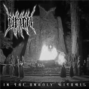 Omen - In the Unholy Rituals cover art
