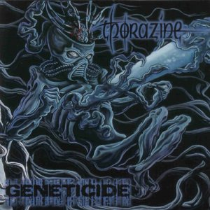 Thorazine - Geneticide cover art