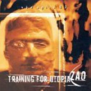 Zao - Training for Utopia / Zao Split cover art
