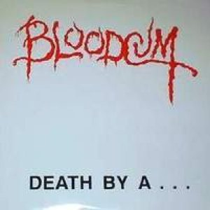 Bloodcum - Death by a Clothes Hanger cover art