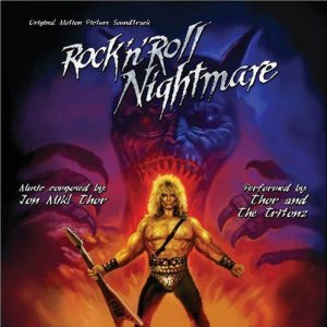 Thor - Rock 'n' Roll Nightmare cover art
