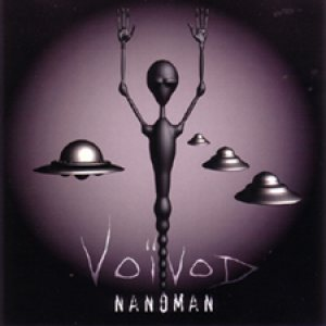 Voivod - Nanoman cover art