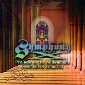 Symphony X - Prelude to the Millennium cover art