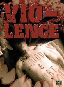 Vio-lence - Blood and Dirt cover art